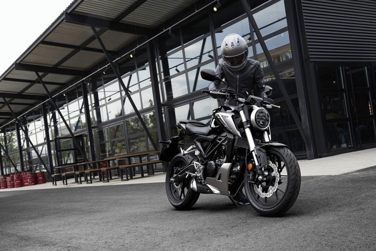 Honda motos valencia CB125R gandia alicante castellon