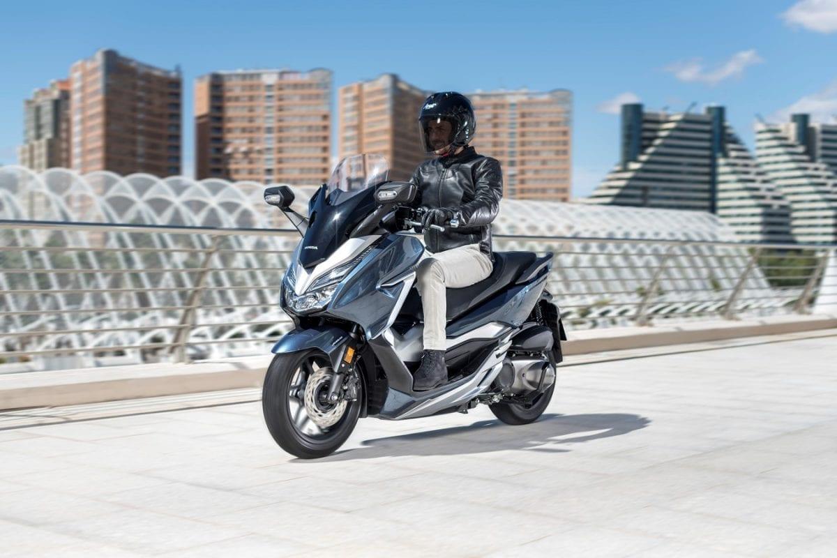 Honda Forza 300 valencia
