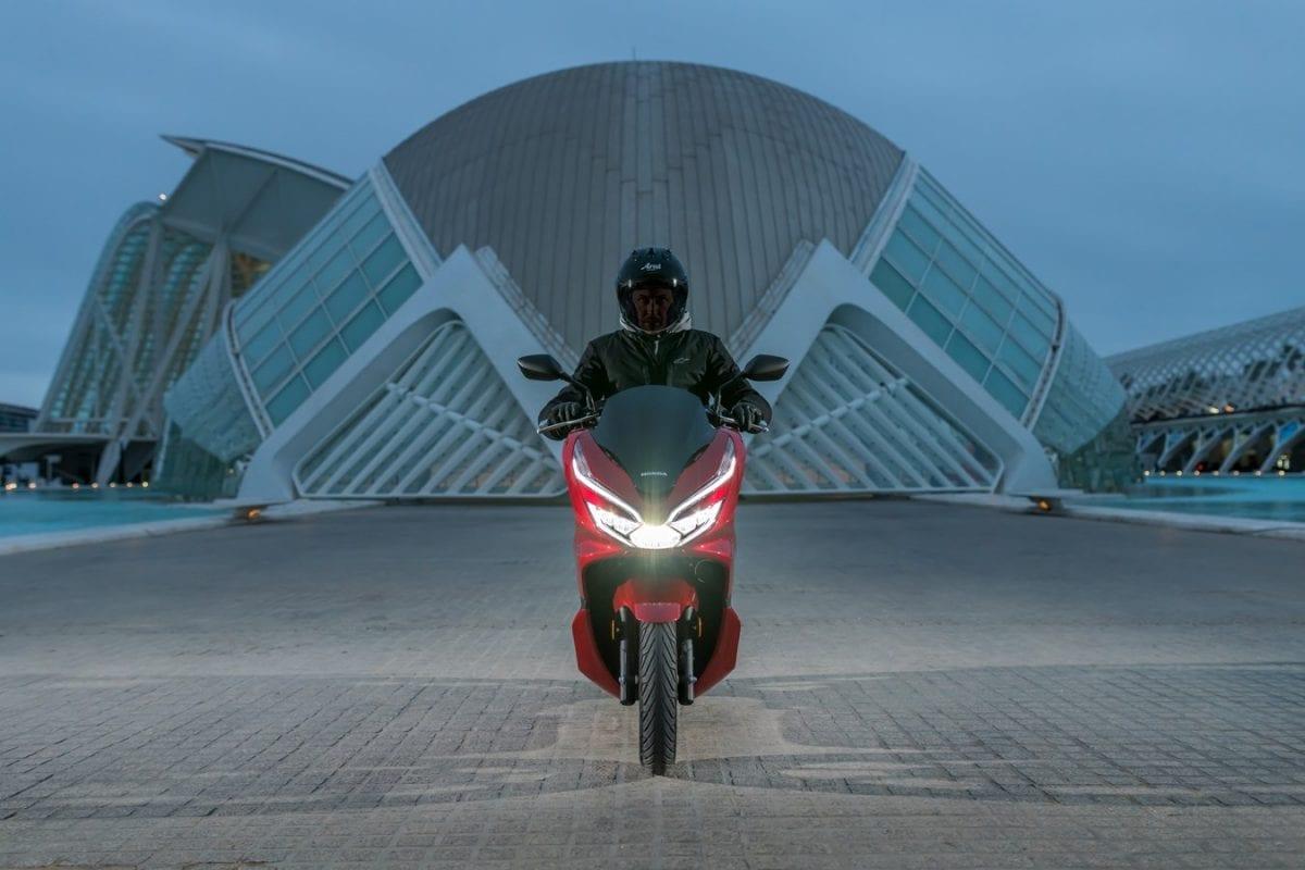 Honda PCX125 2019 VALENCIA ALICANTE CASTELLON