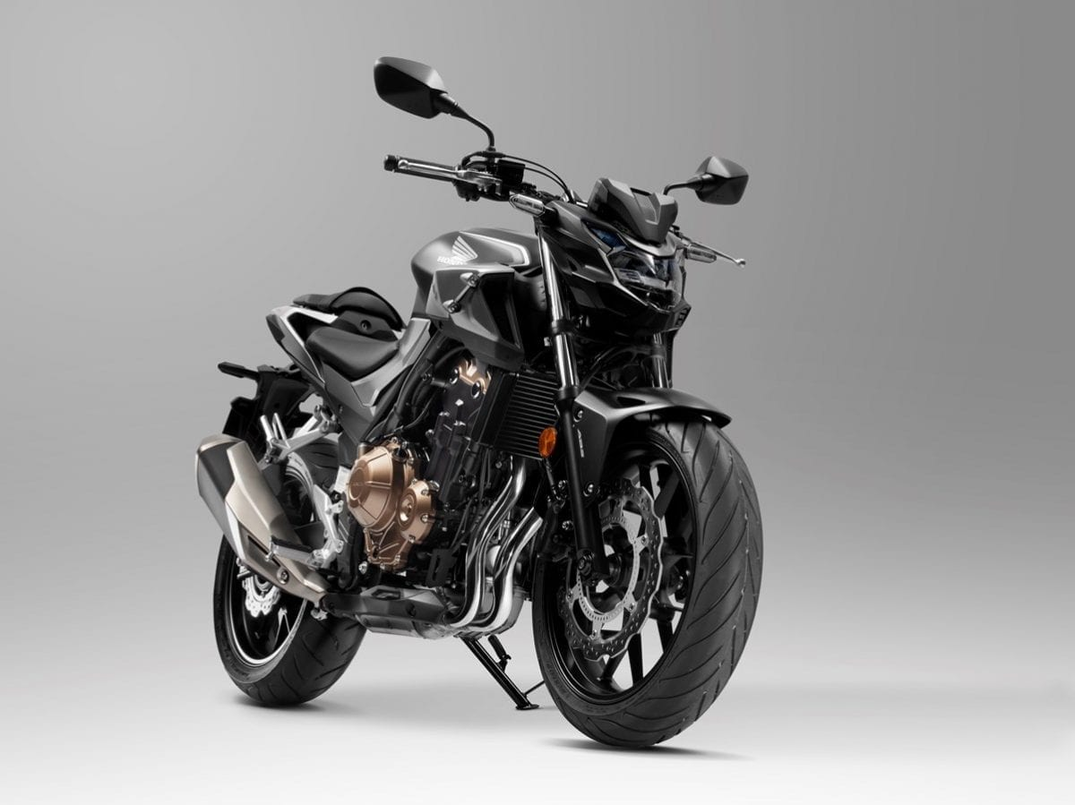Honda CB500F 2019 valencia