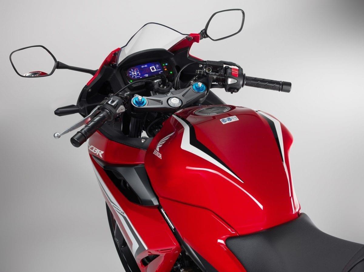 Honda CBR500R VALENCIA