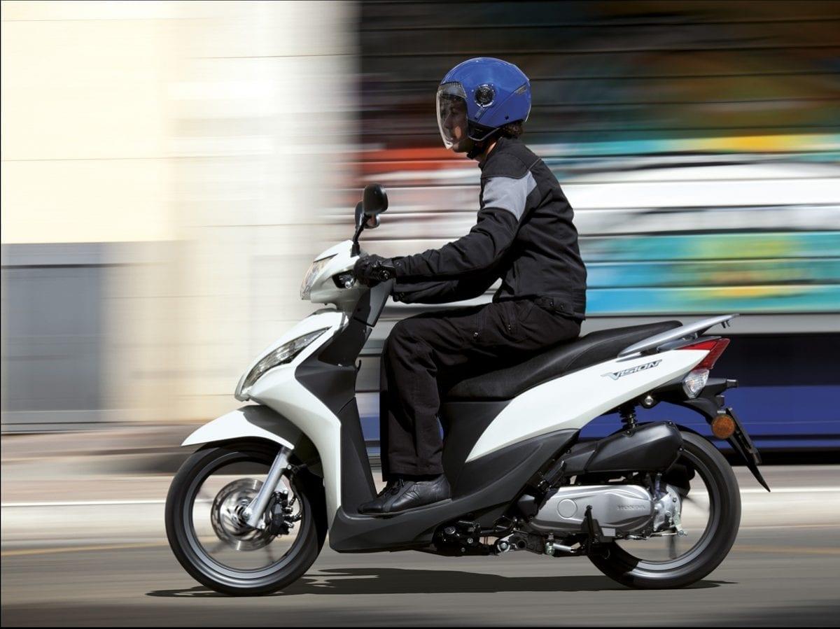 Honda Vision 2019 valencia gandia alicante castellon albacete