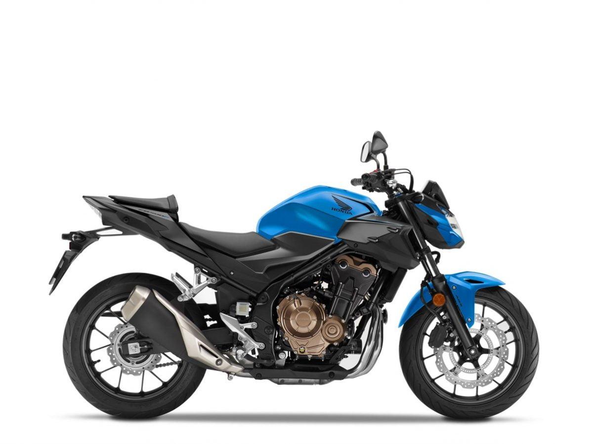 CB500F 2021 AZUL