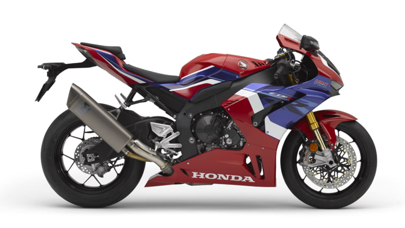 Honda cbr1000rrr sp 2020