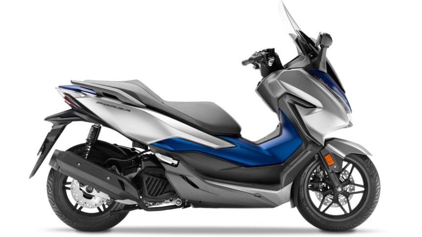 Honda Forza 125 ABS Azul Perla