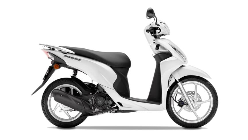 "Honda Vision 16"" Blanco Perla"
