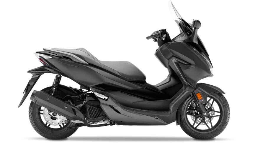 Honda Forza 125 ABS Gris Carbonium
