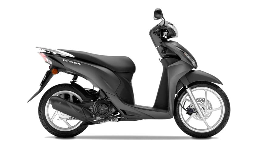 """Honda Vision 16"""" Gris Mate"""