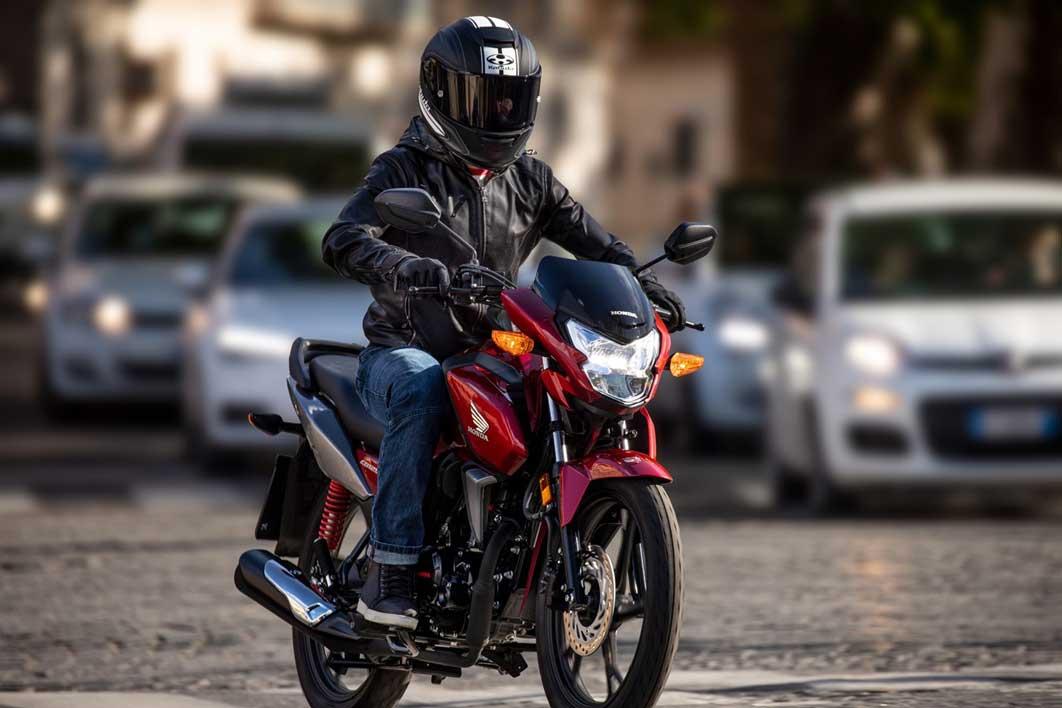 honda moto cb125f