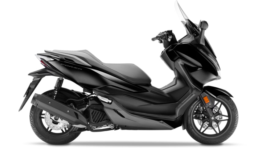 Honda Forza 125 ABS Negro Metalico