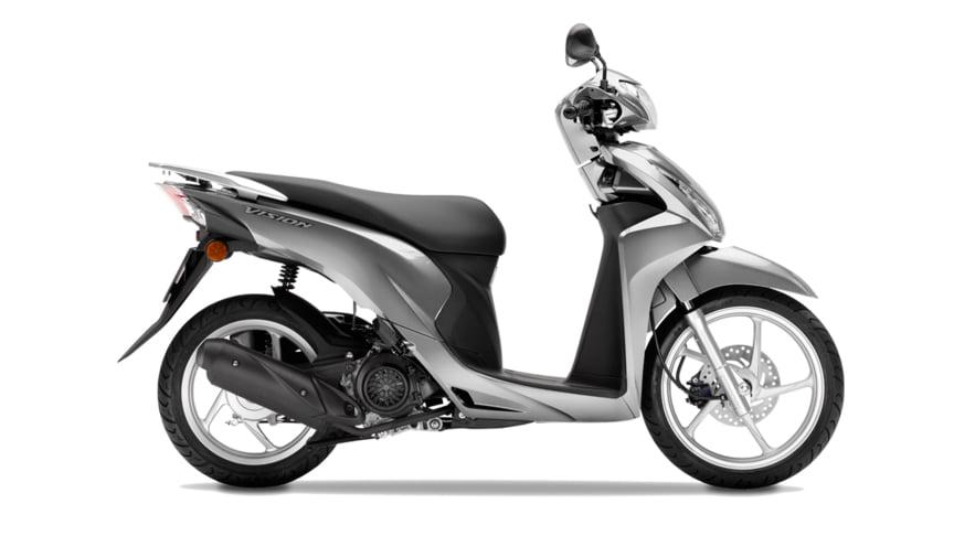 "Honda Vision 16"" Plata Moondust"