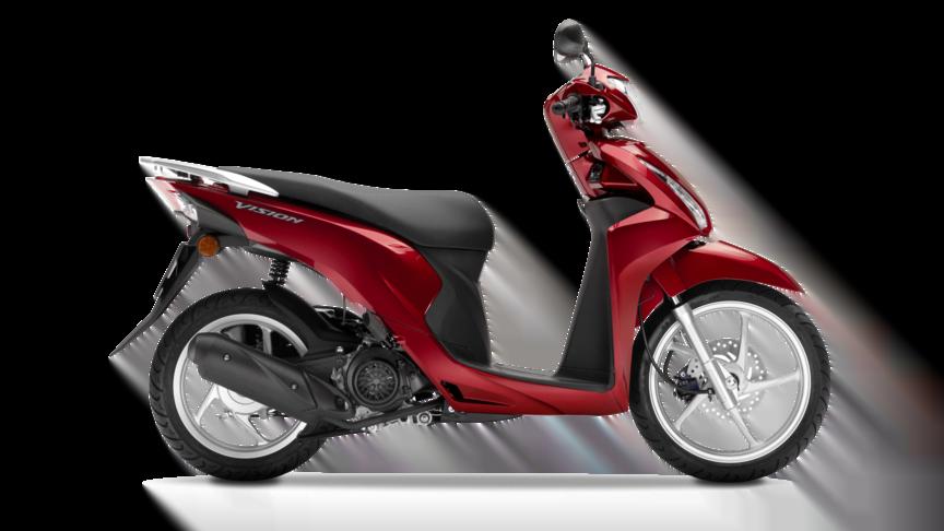 "Honda Vision 16"" Rojo Perla"