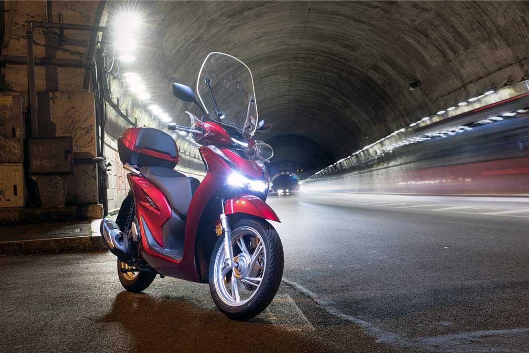 motos valencia Honda sh 125