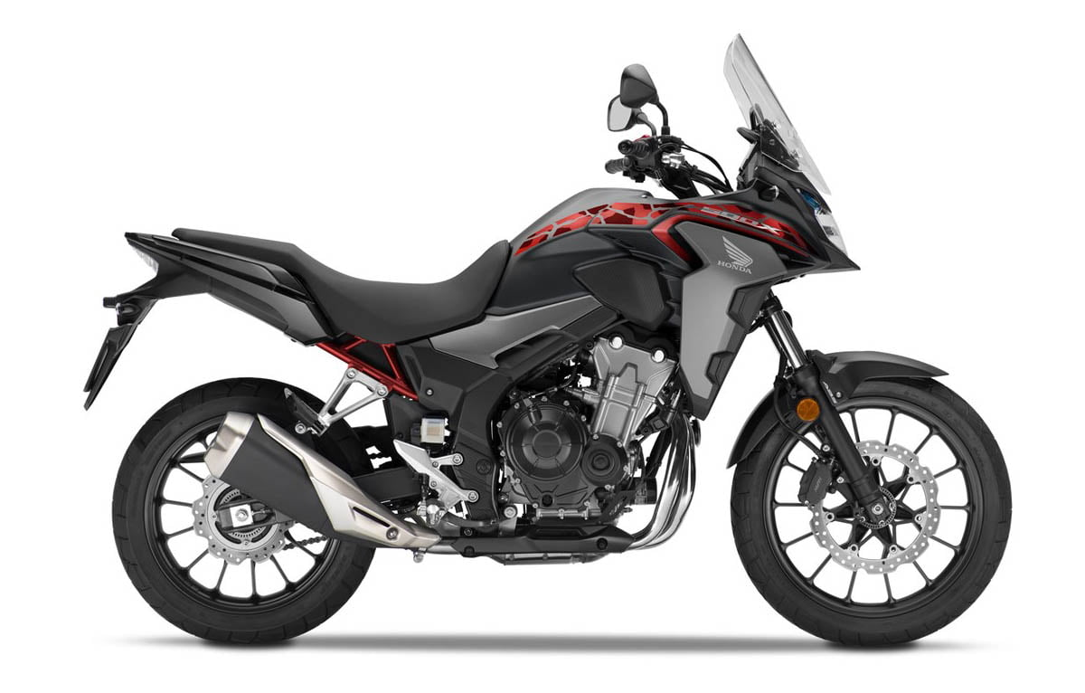 CB500X 2021 NEGRA