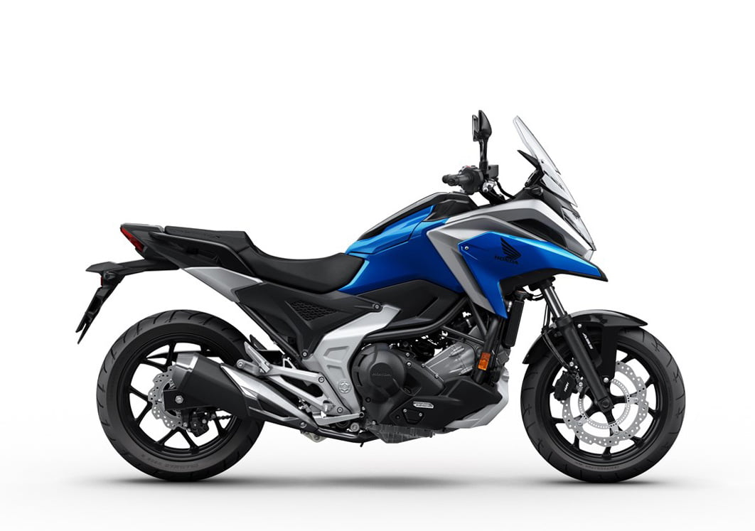 HONDA NC750X 2021 azul