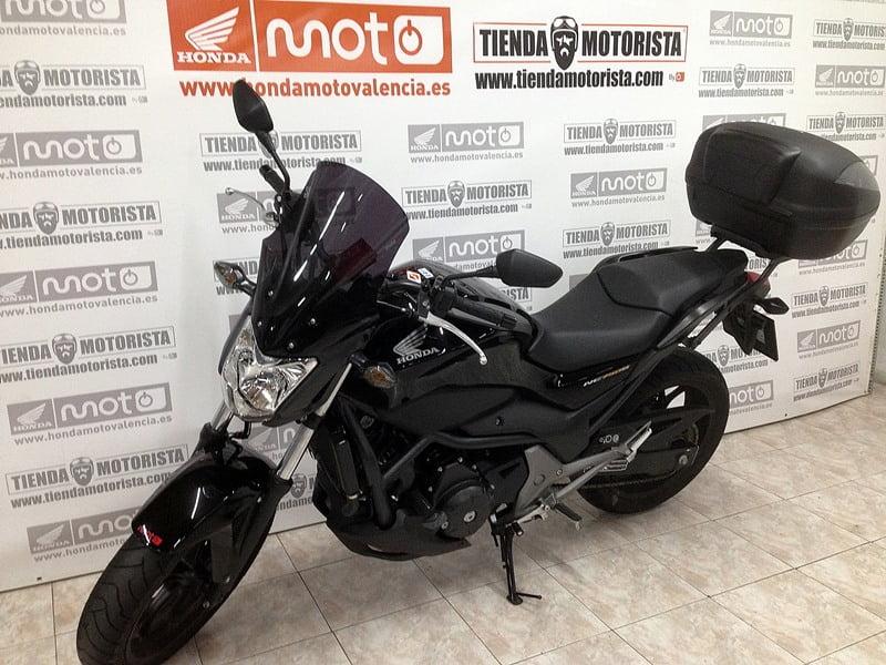 Honda NC750S ocasion Valencia