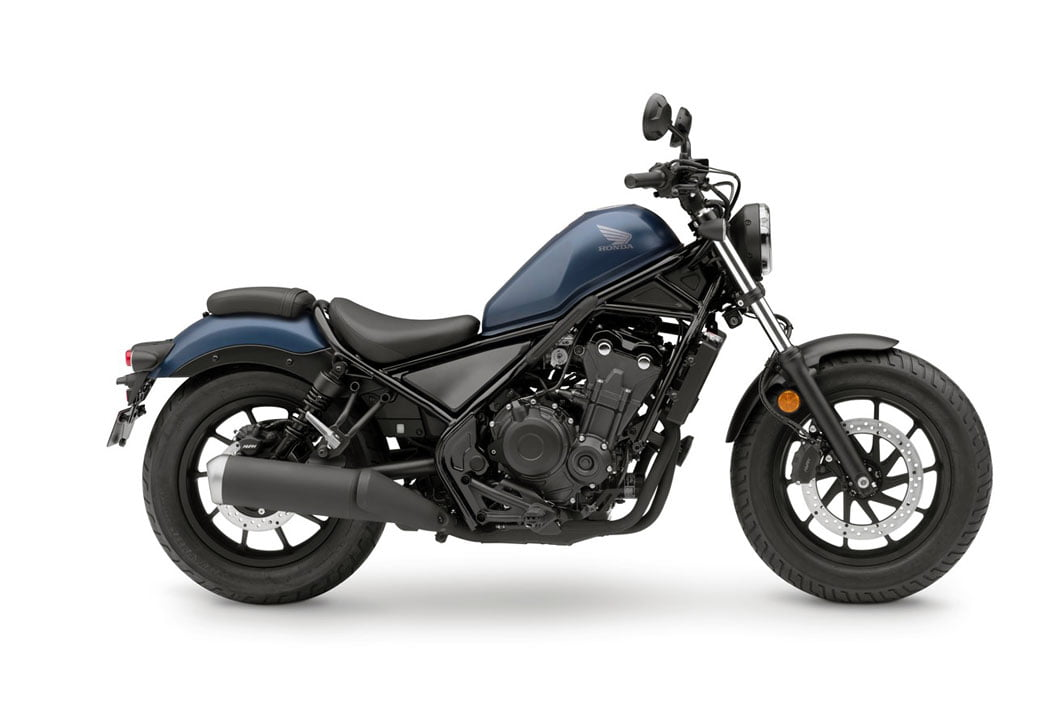 REBEL 500 AZUL 2020