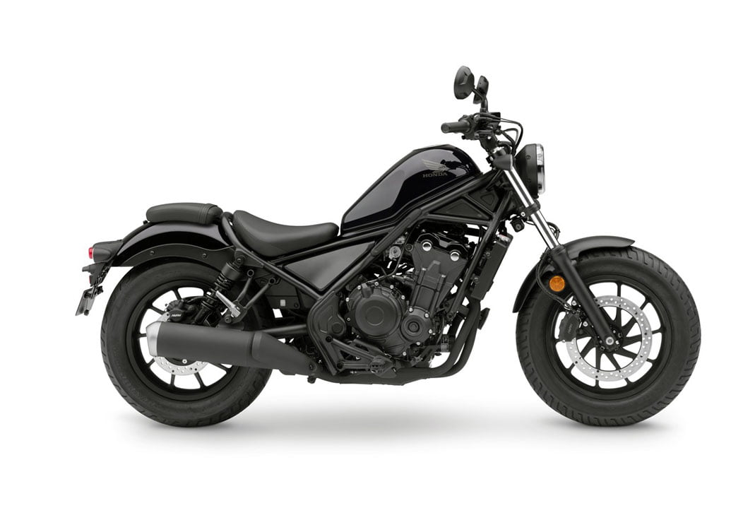 REBEL 500 NEGRA 2020