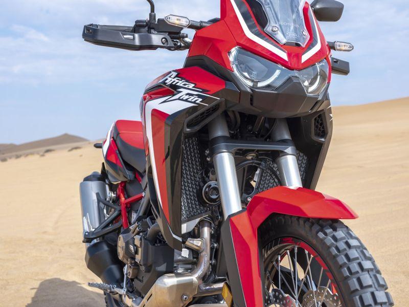 africa twin roja 2020 crf1100