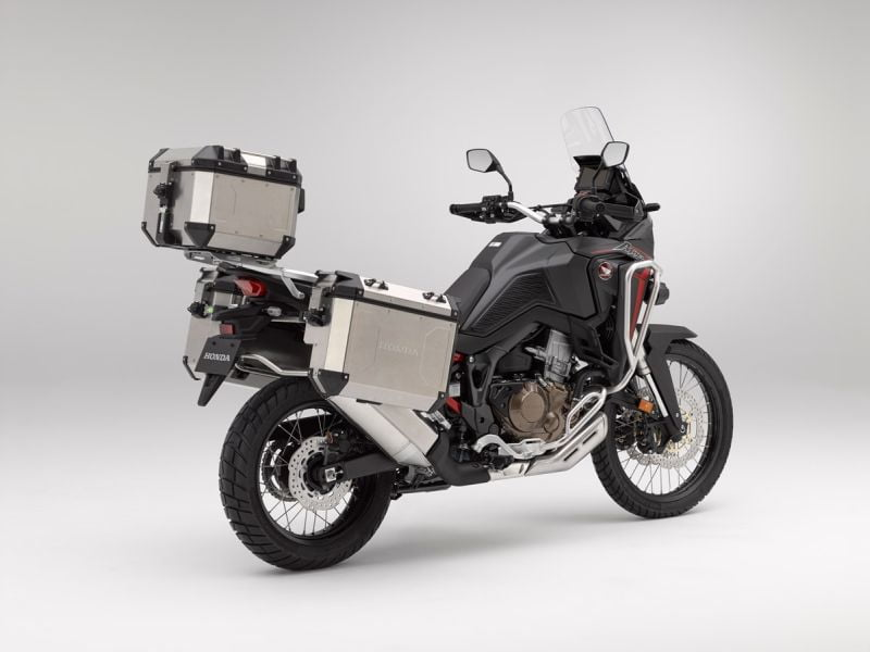 pack travel africa twin 2020 negra crf1100