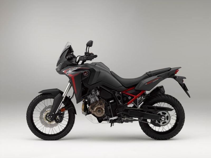 africa twin 2020 negra crf1100