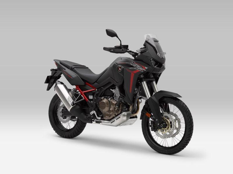 africa twin negra 2020 crf1100