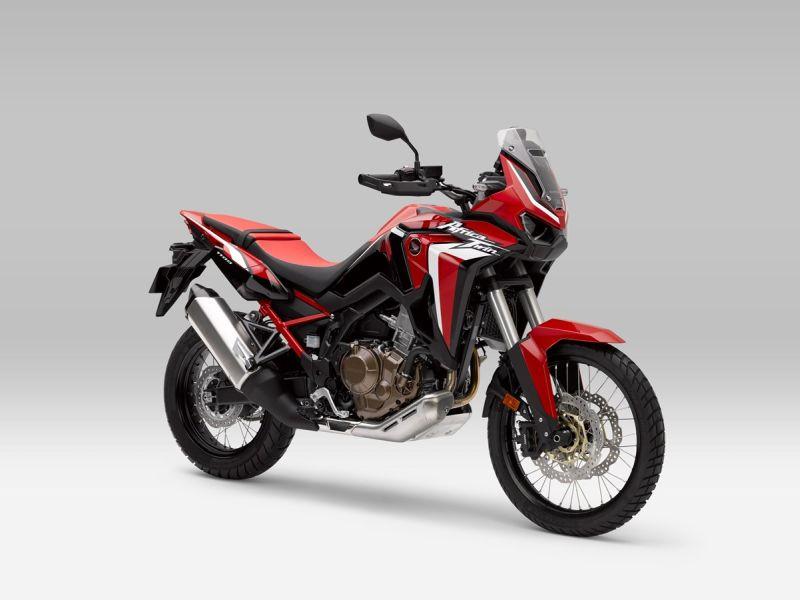 Honda africa twin dajkar 2020