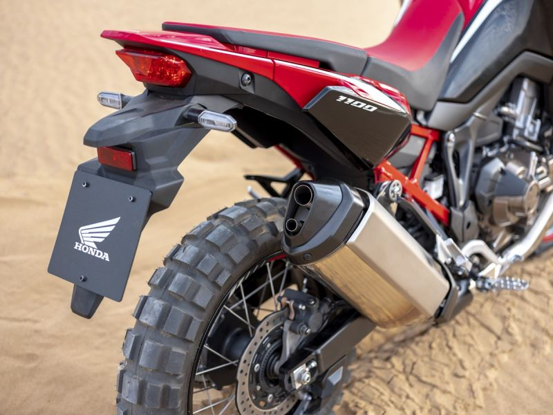 escape africa twin 2020 crf1100