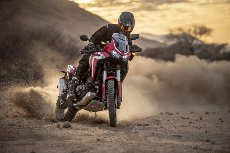 Honda africa twin 2020 off road