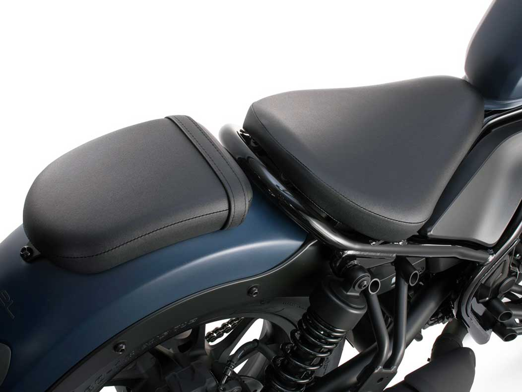 asiento REBEL 500