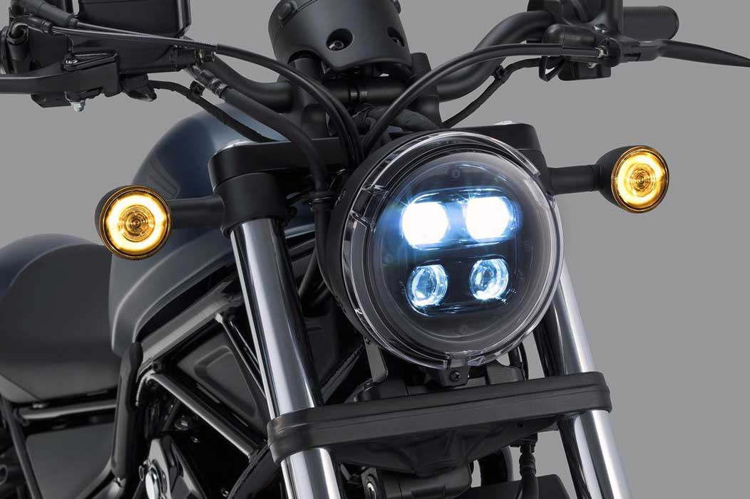 faro led REBEL 500