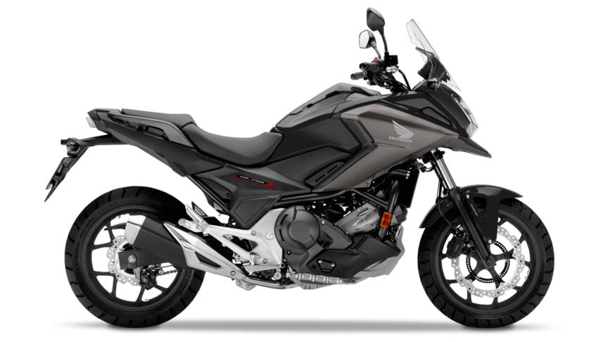 Honda NC750X Negro Mate