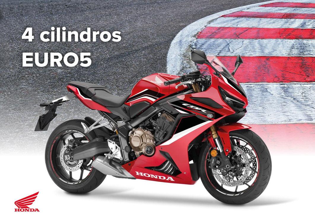 cbr650r euro 5