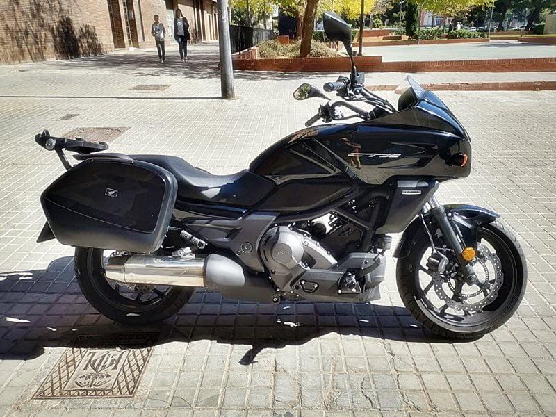 Honda CTX700 segunda mano ocasion Valencia Alicante castellon Albacete
