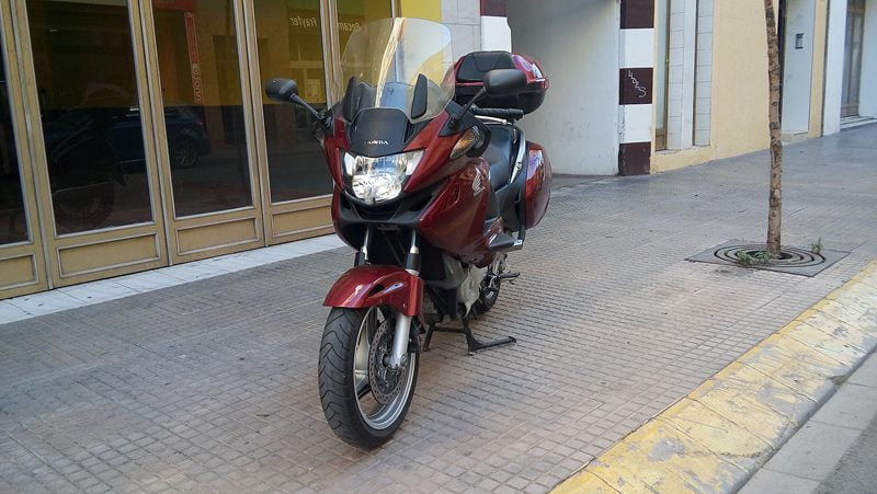 Honda deauville NT700V ocasion valencia alicante castellon