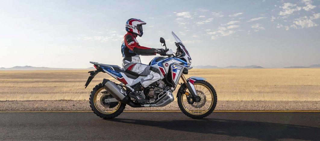 Características Honda Africa Twin 2020 CRF1100L diferencias con la versión Adventure.