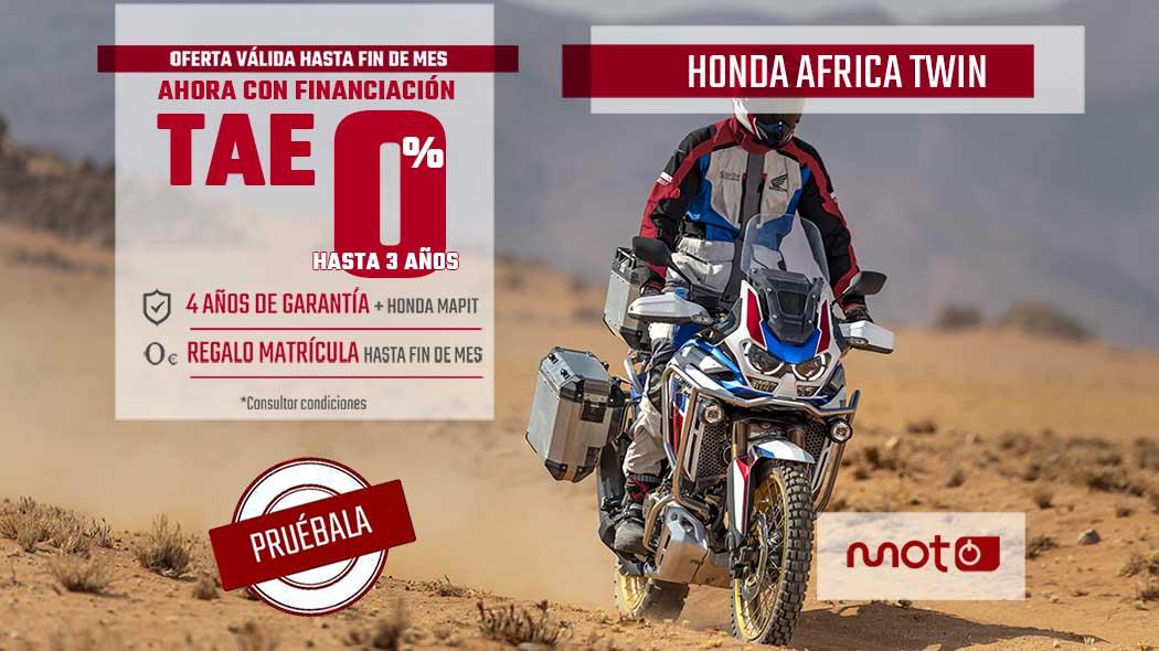 oferta africa twin adventure