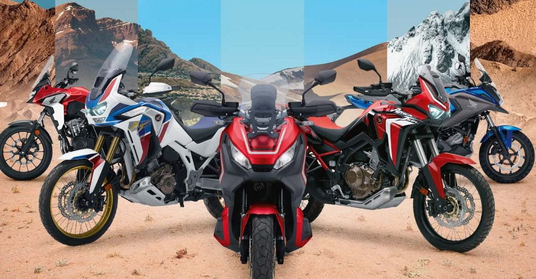 Honda Adventure Week Valencia 14-22 Febrero
