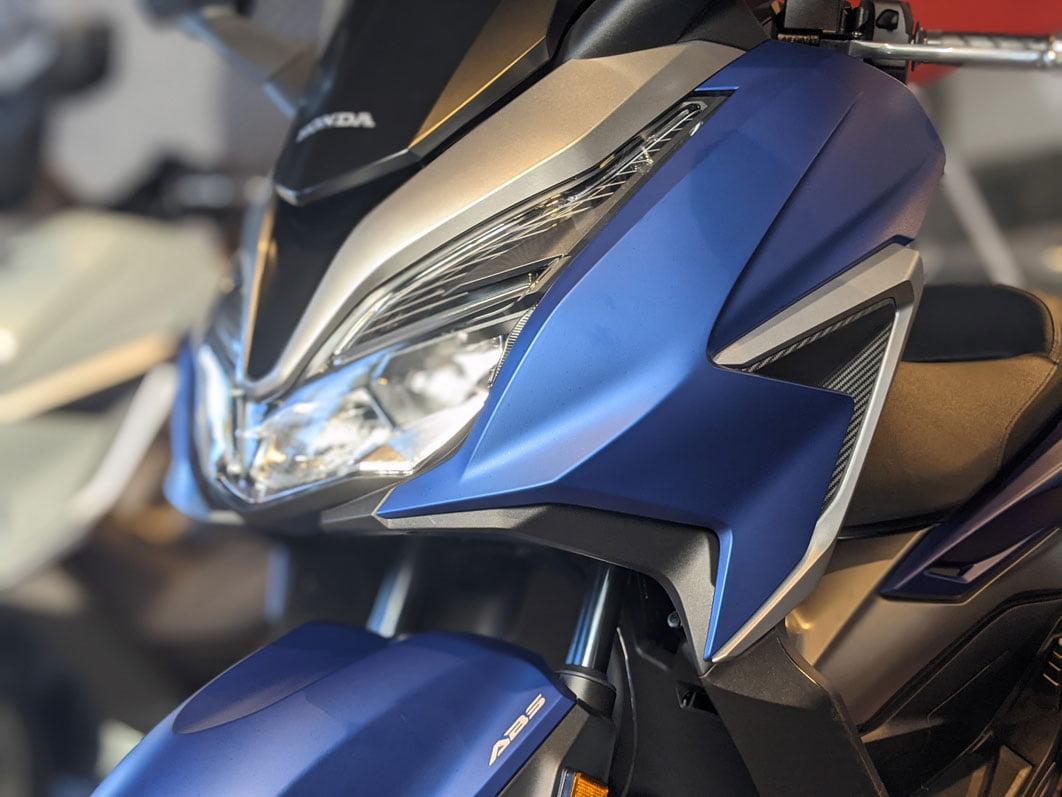 forza 350 azul