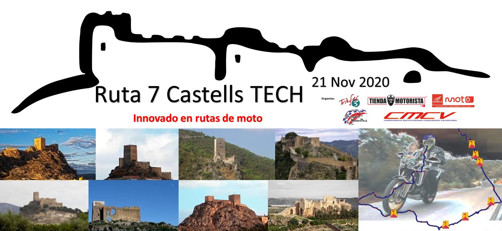 RUTA 7 CASTELLS TECH 21 de noviembre