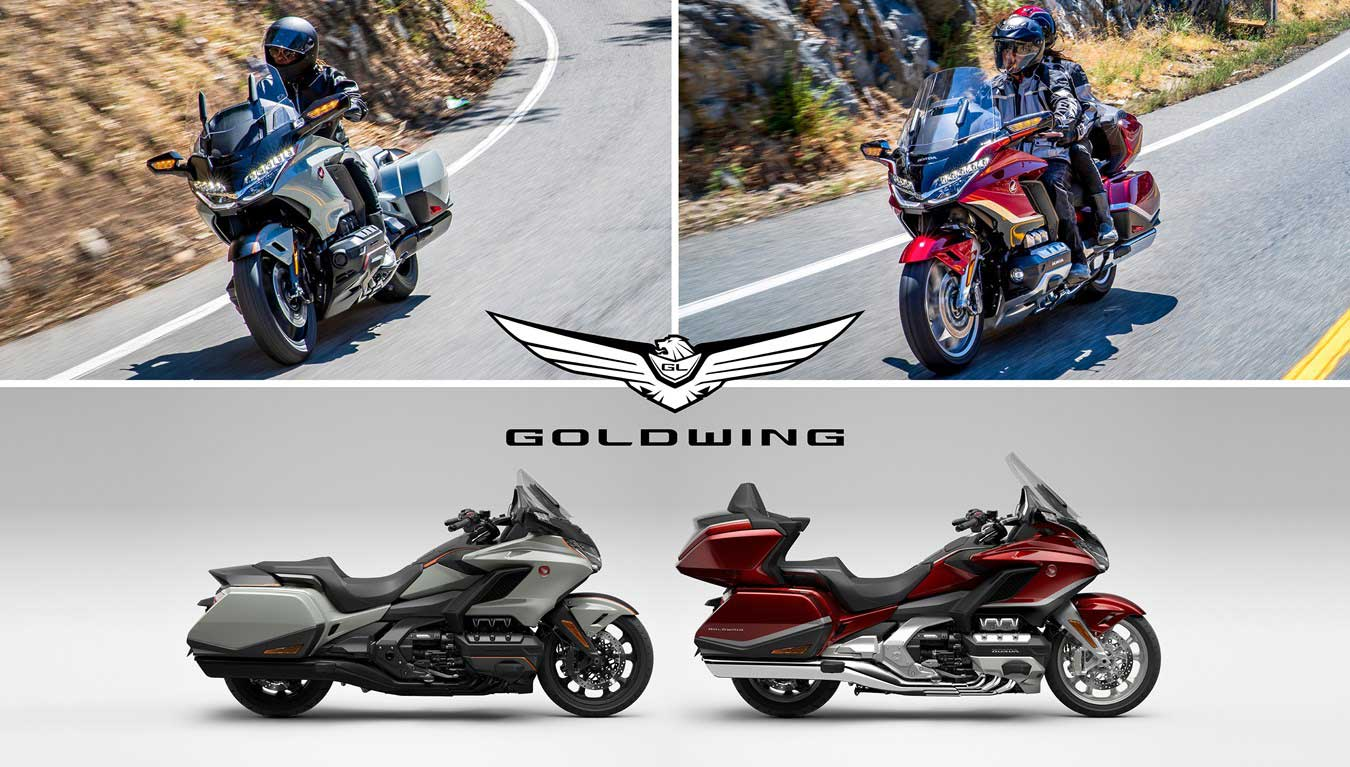 Honda Goldwing 2021