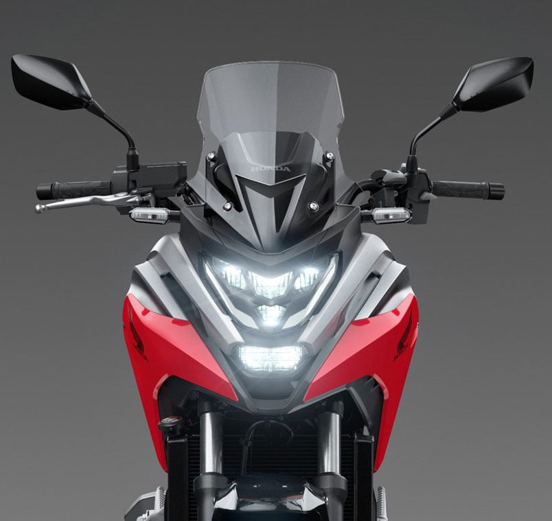 Honda NC750X 2021 Novedades Diferencias Características Colores accesorios