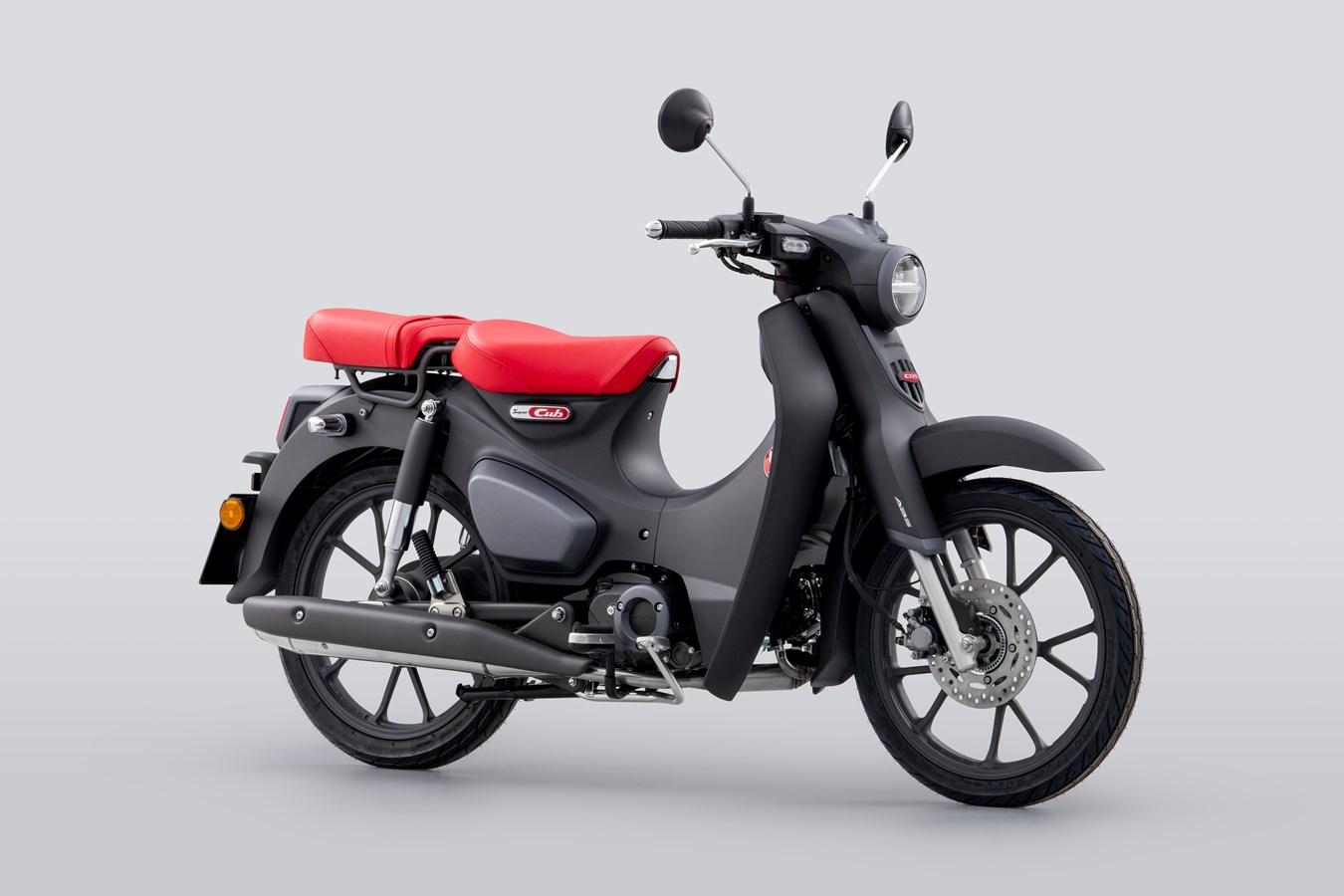 Honda anuncia novedades para la Super Cub y la Monkey 2022